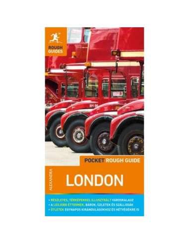 London útikönyv térképpel (pocket...