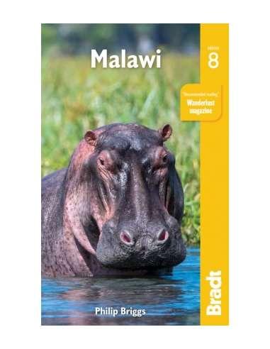 Malawi útikönyv - Bradt