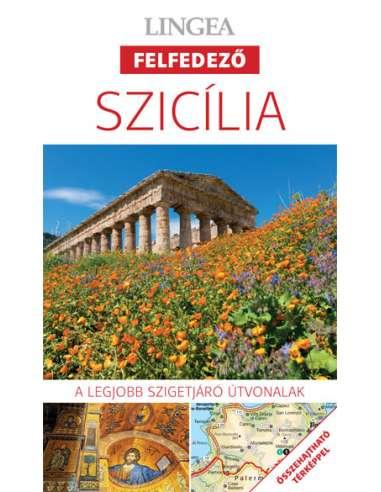 Szicília - Felfedező útikönyv + térkép