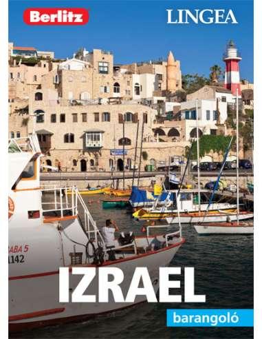 IZRAEL barangoló Berlitz útikönyv -...