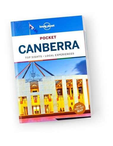 Canberra pocket guide - térképpel -...