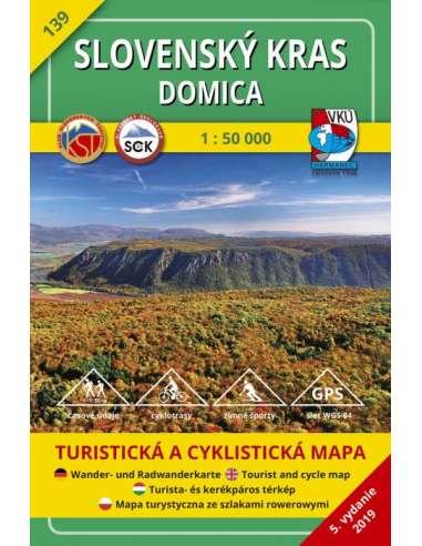 TM 139 Szlovák-karszt - Domica...