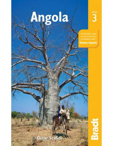 Angola - Bradt útikönyv