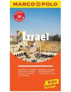 Izrael útikönyv (Marco Polo)