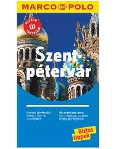 Szentpétervár útikönyv -...