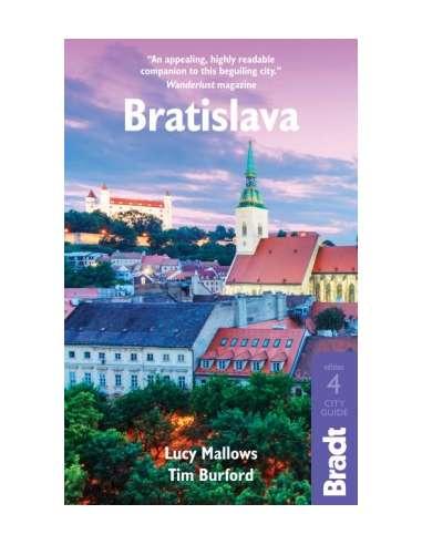 Bratislava - Pozsony - Bradt útikönyv