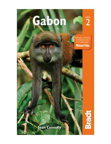 Gabon - Bradt útikönyv