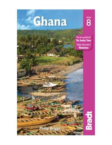 Ghana - Bradt útikönyv