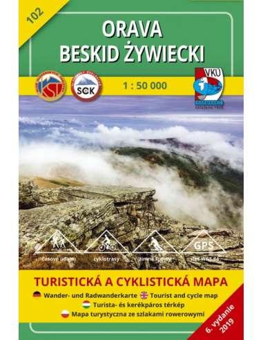 TM 102 Orava - Magas-Beszkidek...