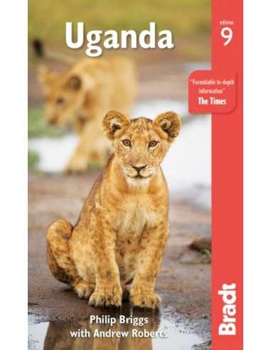 Uganda - Bradt útikönyv
