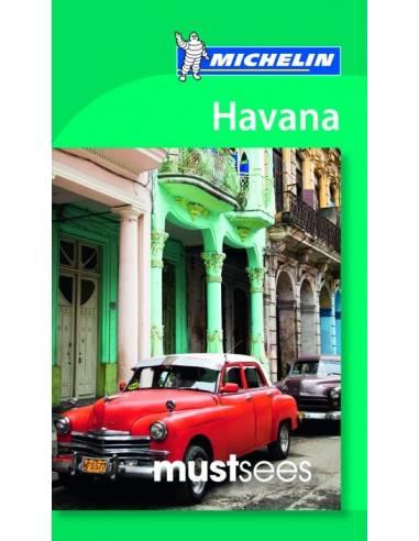 Havana Must Sees útikönyv