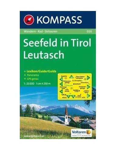 KK 026 Seefeld in Tirol - Leutasch