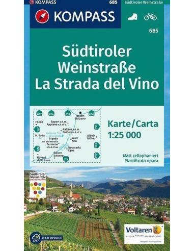 kk 685 Südtiroler Weinstraße, La...