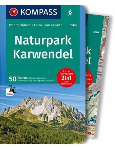 KK 5660 Naturpark Karwendel...