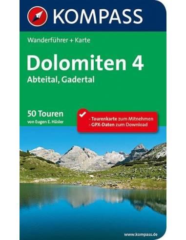 KK 5734 Dolomiten 4, Abteital,...