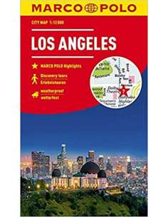 Los Angeles city map...