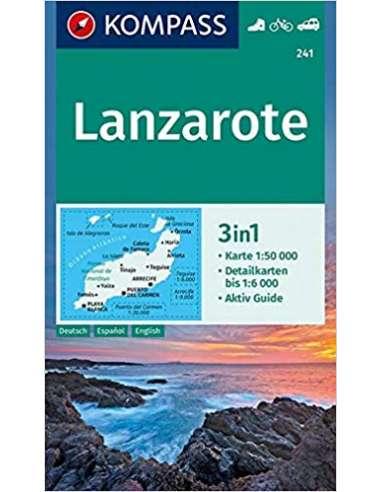 KK 241 Lanzarote túra- kerékpáros és...