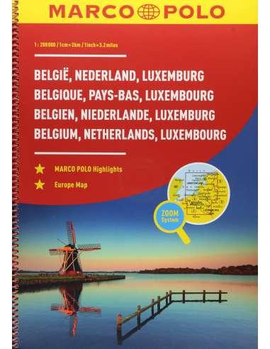 Belgium - Netherlands - Luxembourg...