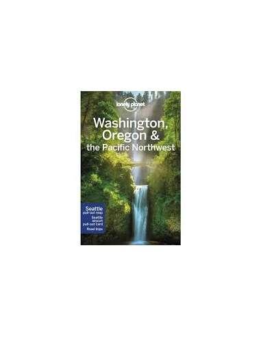 Washington, Oregon & the Pacific...