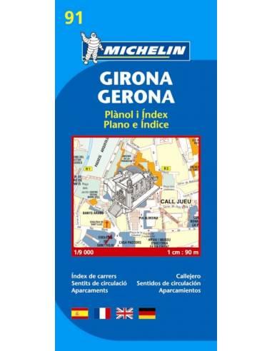 MN 91 Girona - Gerona City Plan