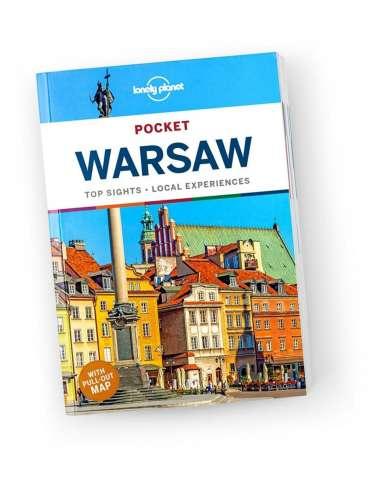 Warsaw pocket guide - Varsó útikönyv...