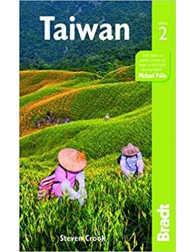 Taiwan - Tajvan - Bradt útikönyv