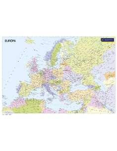 Európa országai - kisméretű...