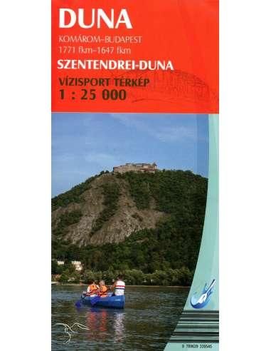 Duna vízisport 2: Komárom-Budapest  -...