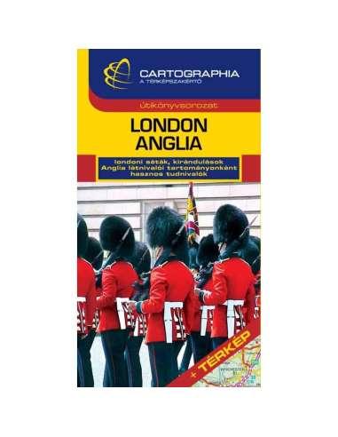 London - Anglia útikönyv