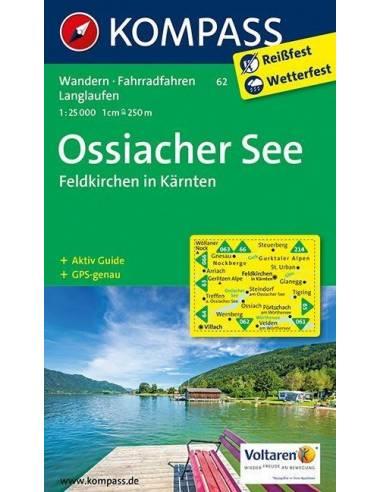 KK 62 Ossiacher See, Feldkirchen in...