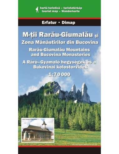 Ráró-Gyamaló hegységek és a Bukovinai...