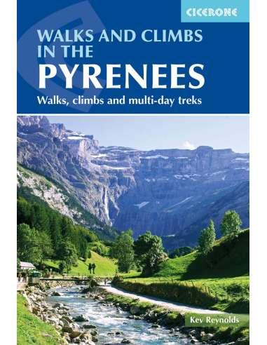Pireneusok túrakönyv - Walks and...