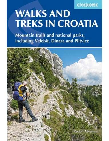 Walks and Treks in Croatia mountain...