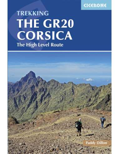 GR20 Corsica - The High Level Route -...