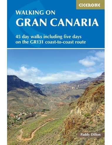 Walking on Gran Canaria 45 day walks...
