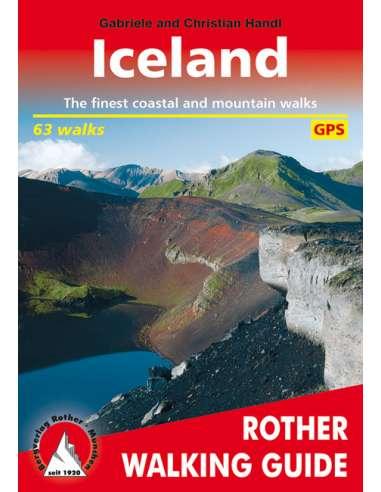 Iceland - Izland túrakalauz - ROTHER