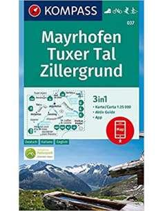 KK 037 Mayrhofen - Tuxer...