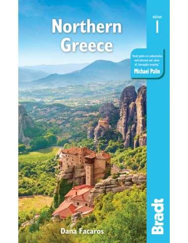 Greece: Northern Greece - Bradt útikönyv