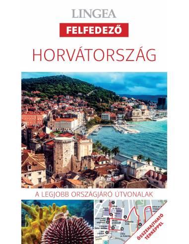 Horvátország - Felfedező útikönyv +...