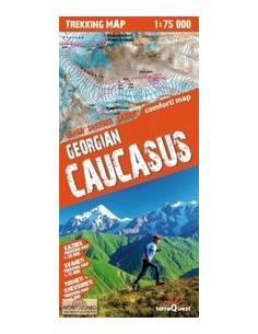 Georgian Caucasus trekking...