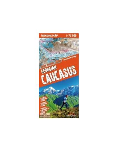 Georgian Caucasus trekking comfort!...