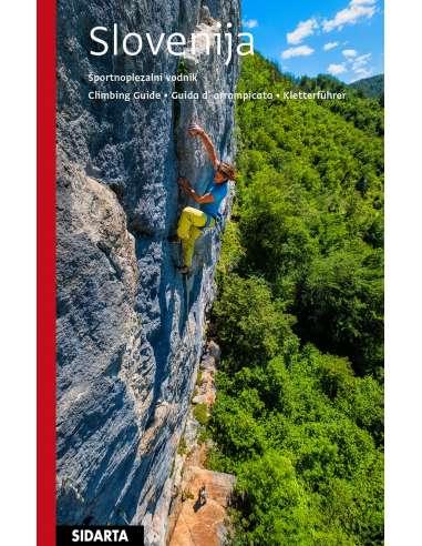 Slovenia Climbing Guide - Szlovénia...