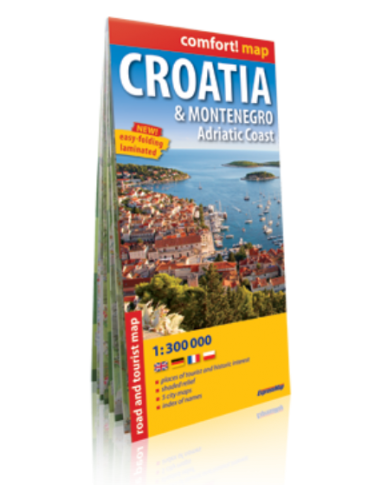 CROATIA & Montenegro Adriatic coast -...
