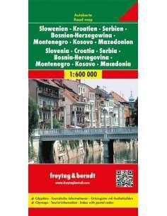 Szerbia-Montenegró-Horvátor...