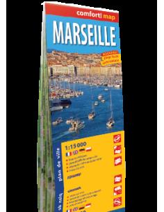 Marseille térkép - Comfort!...