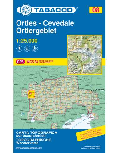 TO 008 Ortles - Cevelade -...