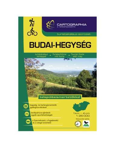 Budai-hegység turistakalauz