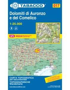 TO 017 Dolomiti di Auronzo...