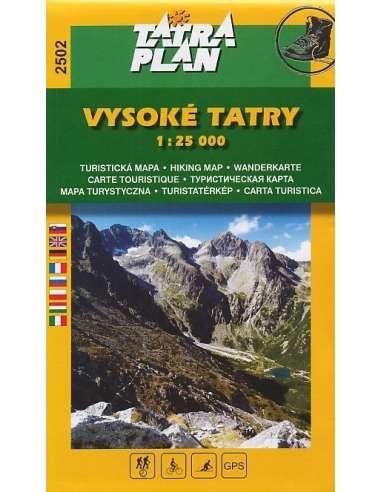 TM 2502 Magas-Tátra - The High Tatras...