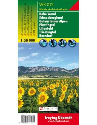 WK 012 Hohe Wand – Schneebergland –...
